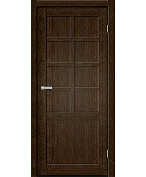 "Межкомнатные двери RTR 01. Пленка ПВХ. Фабрика ""Art Door"". Цвет каштан"