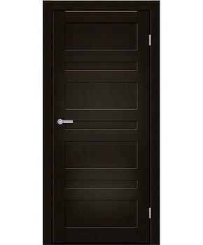 """Межкомнатные двери CTD 211. Пленка ПВХ. Фабрика """"Art Door"""". Цвет венге"""