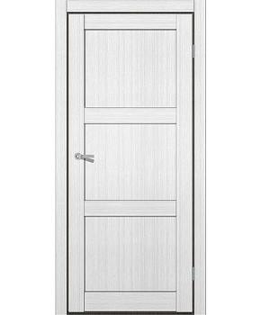 """Межкомнатные двери ART 03-01. Пленка ПВХ. Фабрика """"Art Door"""". Цвет белый"""