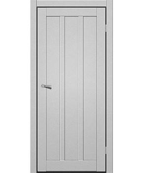 """Межкомнатные двери ART 05-01. Пленка ПВХ. Фабрика """"Art Door"""". Цвет металлик"""