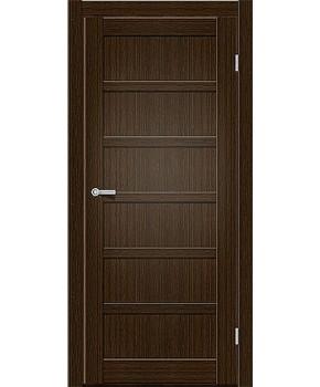 """Межкомнатные двери ART 08-01. Пленка ПВХ. Фабрика """"Art Door"""". Цвет каштан"""