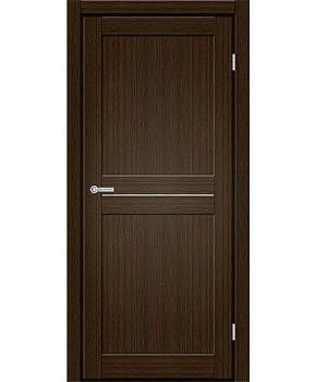 "Межкомнатные двери M 101. Пленка ПВХ. Фабрика ""Art Door"". Цвет каштан"