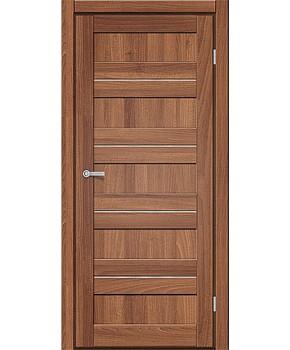 """Межкомнатные двери M 401. Пленка ПВХ. Фабрика """"Art Door"""". Цвет Дуб капучино"""