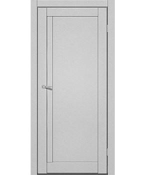 """Межкомнатные двери M 601. Пленка ПВХ. Фабрика """"Art Door"""". Цвет металлик"""