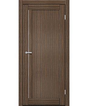 """Межкомнатные двери M 601. Пленка ПВХ. Фабрика """"Art Door"""". Цвет зебрано"""
