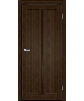 "Межкомнатные двери M 701. Пленка ПВХ. Фабрика ""Art Door"". Цвет каштан"