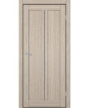 """Межкомнатные двери M 701. Пленка ПВХ. Фабрика """"Art Door"""". Цвет беленый дуб"""