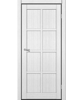 """Межкомнатные двери RTR 08. Пленка ПВХ. Фабрика """"Art Door"""". Цвет белый"""