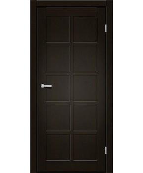 """Межкомнатные двери RTR 10. Пленка ПВХ. Фабрика """"Art Door"""". Цвет венге"""