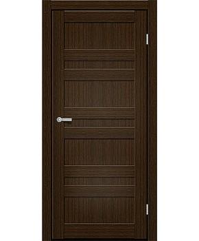 """Межкомнатные двери CTD 211. Пленка ПВХ. Фабрика """"Art Door"""". Цвет каштан"""