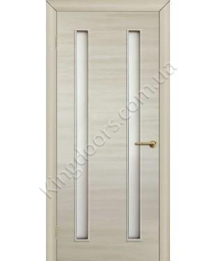 """Межкомнатные двери """"Вероника"""" ПО. Фабрика Омис. Ламинированные. Цвет -сосна мадейра"""