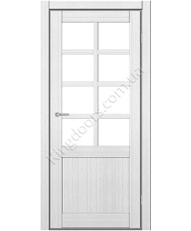 """Межкомнатные двери RTR 02. Пленка ПВХ. Фабрика """"Art Door"""". Цвет белый"""
