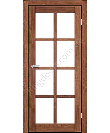 """Межкомнатные двери RTR 09. Пленка ПВХ. Фабрика """"Art Door"""". Цвет Дуб капучино"""