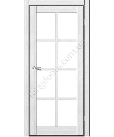 """Межкомнатные двери RTR 09. Пленка ПВХ. Фабрика """"Art Door"""". Цвет белый"""