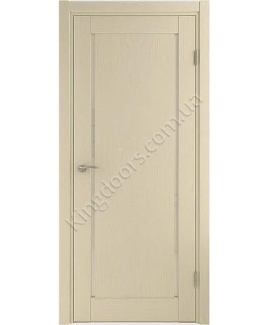"""Межкомнатные шпонированные двери """"Твинс"""" ПО.  НСД. Цвет - дуб беленый"""
