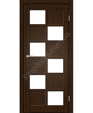 "Межкомнатные двери RTR 14. Пленка ПВХ. Фабрика ""Art Door"". Цвет каштан"