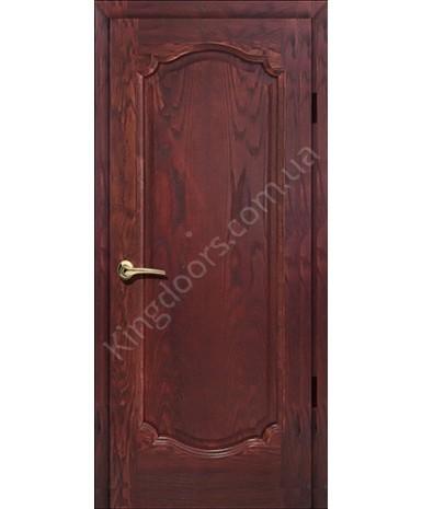 """Межкомнатные шпонированные двери """"Престиж"""" ППГ.  Двери Белоруссии. Цвет - вишня"""