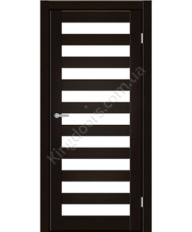 """Межкомнатные двери CTD 312. Пленка ПВХ. Фабрика """"Art Door"""". Цвет венге"""