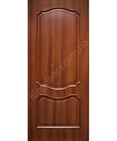 """Межкомнатные двери """"Прованс"""" ПГ. Фабрика Омис. Покрытие пленка ПВХ. Цвет - каштан"""