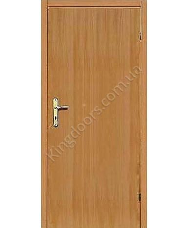 """Межкомнатные шпонированные двери """"Стандарт"""" ПГ.  НСД. Цвет - дуб классический"""