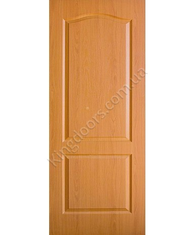 """Межкомнатные двери """"Классика"""" ПГ. Фабрика Омис. Покрытие пленка ПВХ. Цвет - ольха"""
