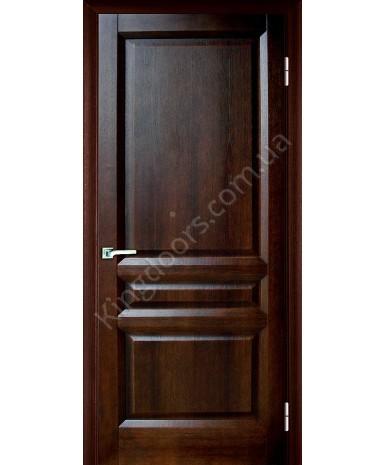 """Межкомнатные шпонированные двери """"Максима"""" ПГ.  Галерея дверей. Цвет - дуб тон"""
