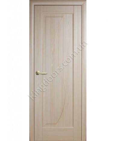 """Межкомнатные двери """"Эскада"""",ПГ, пленка ПВХ, фабрика """"Новый стиль"""", цвет - ясень."""