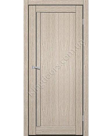 """Межкомнатные двери M 601. Пленка ПВХ. Фабрика """"Art Door"""". Цвет беленый дуб"""