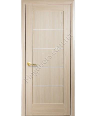 """Межкомнатные двери """"Мира"""",ПО, пленка ПВХ, фабрика """"Новый стиль"""", цвет - ясень."""