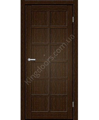 "Межкомнатные двери RTR 07. Пленка ПВХ. Фабрика ""Art Door"". Цвет каштан"