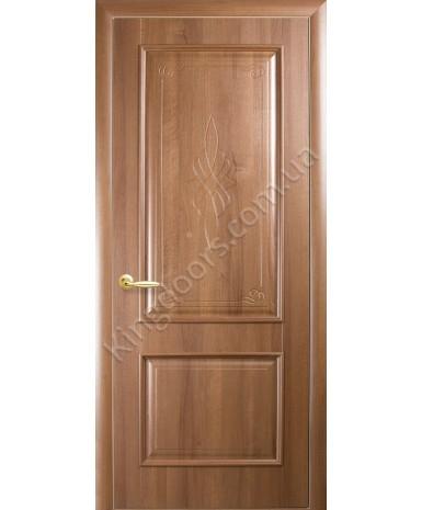 """Межкомнатные двери """"Вилла"""",ПГ, пленка ПВХ, фабрика """"Новый стиль"""", цвет - золотая ольха."""