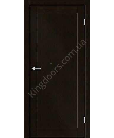 """Межкомнатные двери ART 01-01. Пленка ПВХ. Фабрика """"Art Door"""". Цвет венге"""