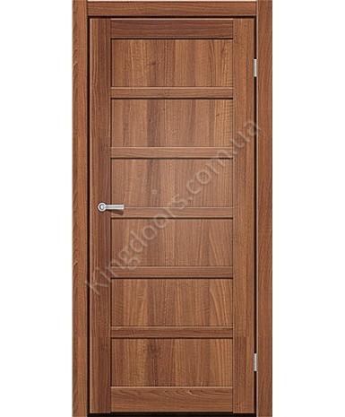 """Межкомнатные двери ART 08-01. Пленка ПВХ. Фабрика """"Art Door"""". Цвет орех"""