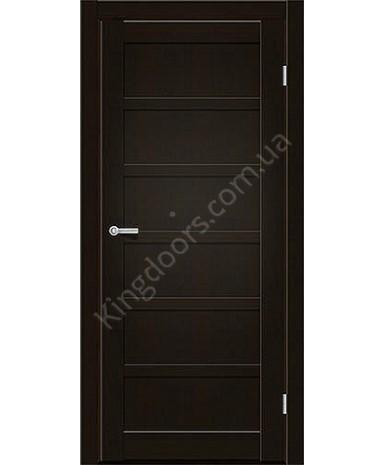 """Межкомнатные двери ART 08-01. Пленка ПВХ. Фабрика """"Art Door"""". Цвет венге"""