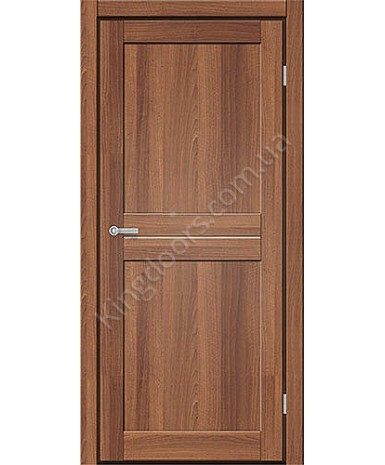 """Межкомнатные двери M 101. Пленка ПВХ. Фабрика """"Art Door"""". Цвет Дуб капучино"""