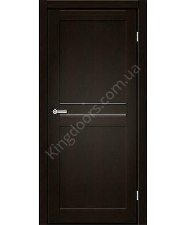 """Межкомнатные двери M 101. Пленка ПВХ. Фабрика """"Art Door"""". Цвет венге"""