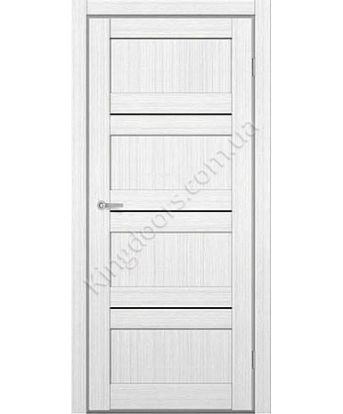 """Межкомнатные двери M 301. Пленка ПВХ. Фабрика """"Art Door"""". Цвет белый"""