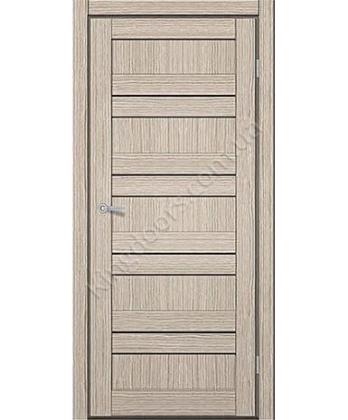 """Межкомнатные двери M 401. Пленка ПВХ. Фабрика """"Art Door"""". Цвет беленый дуб"""