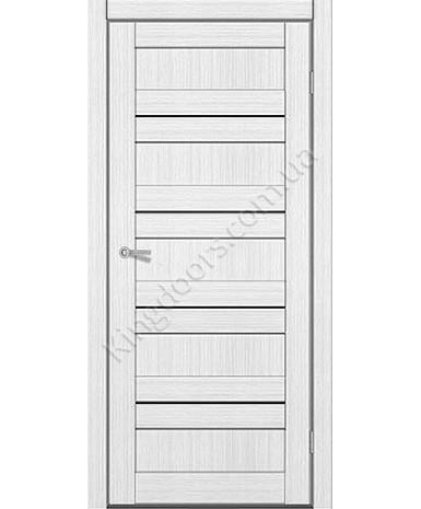 """Межкомнатные двери M 401. Пленка ПВХ. Фабрика """"Art Door"""". Цвет белый"""