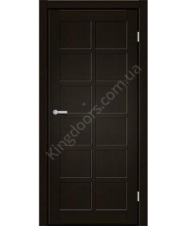 """Межкомнатные двери RTR 07. Пленка ПВХ. Фабрика """"Art Door"""". Цвет венге"""