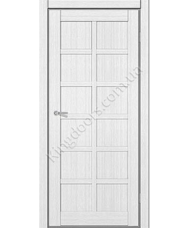 """Межкомнатные двери RTR 07. Пленка ПВХ. Фабрика """"Art Door"""". Цвет белый"""