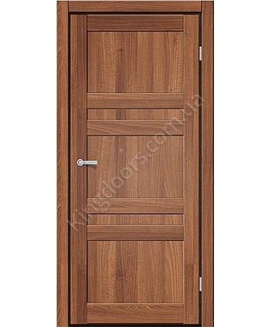 """Межкомнатные двери CTD 111. Пленка ПВХ. Фабрика """"Art Door"""". Цвет Дуб капучино"""