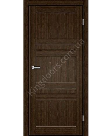 """Межкомнатные двери CTD 111. Пленка ПВХ. Фабрика """"Art Door"""". Цвет каштан"""