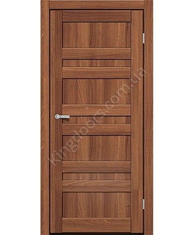 """Межкомнатные двери CTD 211. Пленка ПВХ. Фабрика """"Art Door"""". Цвет Дуб капучино"""