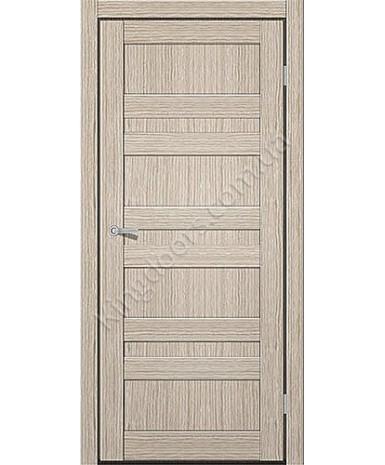 """Межкомнатные двери CTD 211. Пленка ПВХ. Фабрика """"Art Door"""". Цвет беленый дуб"""