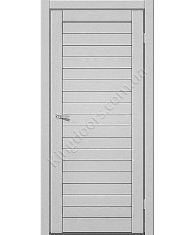 """Межкомнатные двери CTD 311. Пленка ПВХ. Фабрика """"Art Door"""". Цвет металлик"""